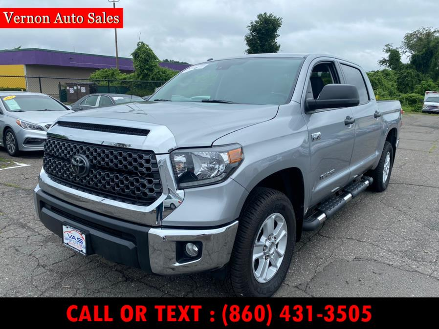 Used 2018 Toyota Tundra 4WD in Manchester, Connecticut | Vernon Auto Sale & Service. Manchester, Connecticut