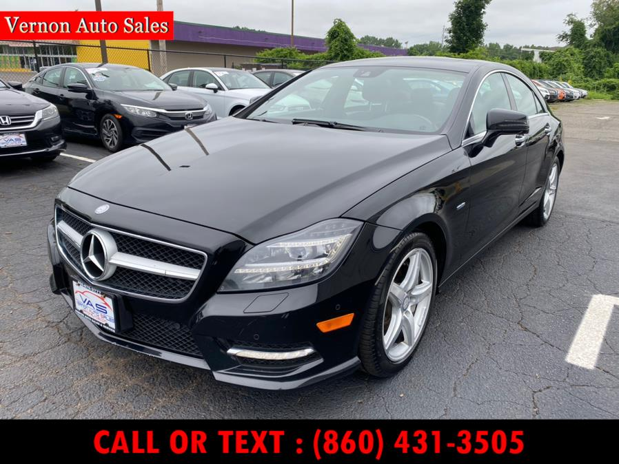 Used 2012 Mercedes-Benz CLS-Class in Manchester, Connecticut | Vernon Auto Sale & Service. Manchester, Connecticut