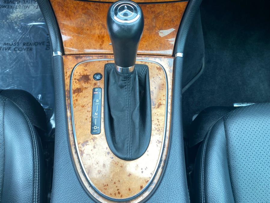 Used Mercedes-Benz E-Class 4dr Sdn 3.5L 4MATIC 2007   Rite Cars, Inc. Lindenhurst, New York