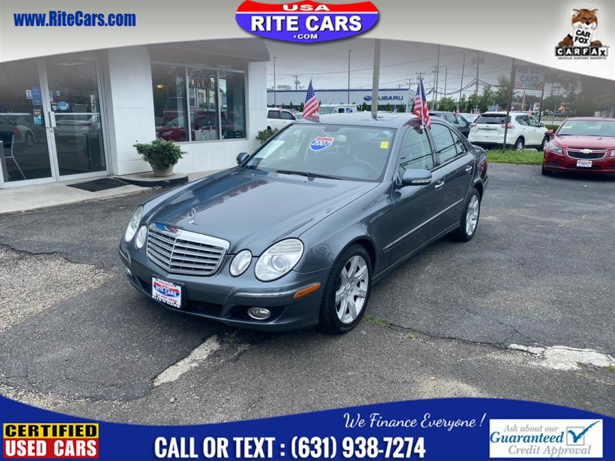 Used 2007 Mercedes-Benz E-Class in Lindenhurst, New York | Rite Cars, Inc. Lindenhurst, New York