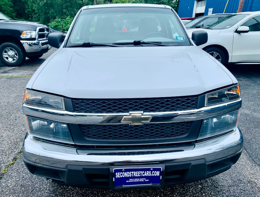 """Used Chevrolet Colorado 2WD Reg Cab 111.2"""" Work Truck 2008 
