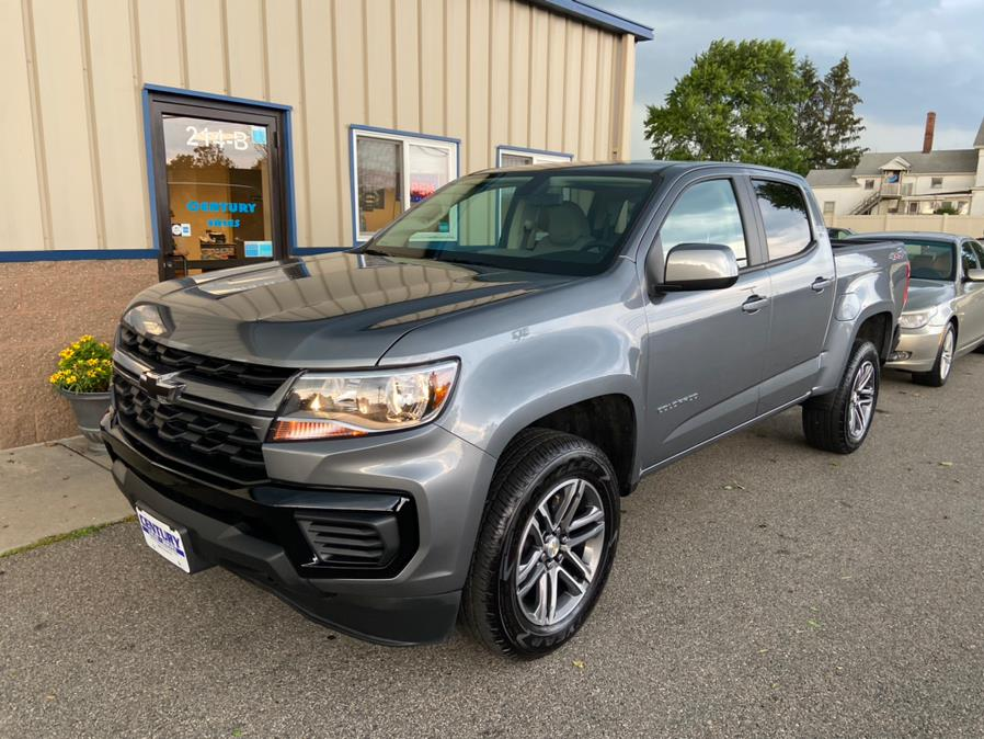 Used 2021 Chevrolet Colorado in East Windsor, Connecticut | Century Auto And Truck. East Windsor, Connecticut