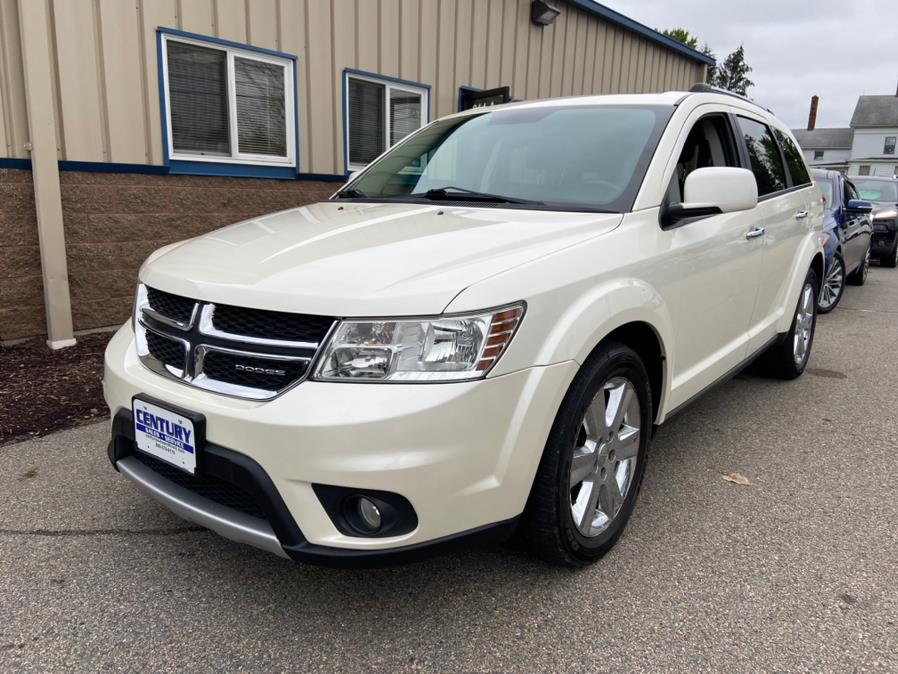 Used 2012 Dodge Journey in East Windsor, Connecticut | Century Auto And Truck. East Windsor, Connecticut