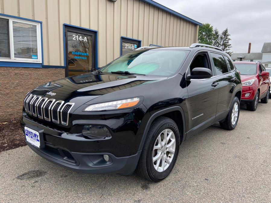 Used 2017 Jeep Cherokee in East Windsor, Connecticut | Century Auto And Truck. East Windsor, Connecticut