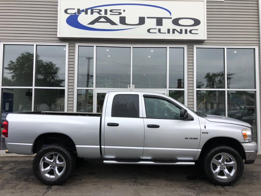 Used 2008 Dodge Ram 1500 in Plainville, Connecticut | Chris's Auto Clinic. Plainville, Connecticut