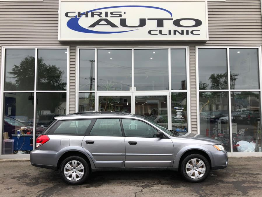 Used 2008 Subaru Outback in Plainville, Connecticut | Chris's Auto Clinic. Plainville, Connecticut