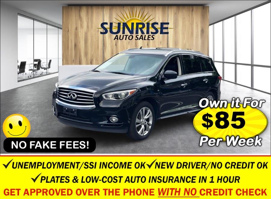 Used INFINITI QX60 AWD 4dr 2015 | Sunrise Auto Sales. Rosedale, New York