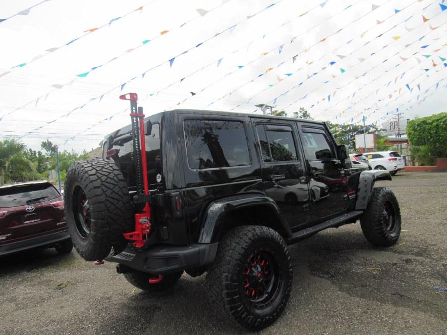 Used Jeep Wrangler Unlimited 4WD 4dr Rubicon Hard Rock 2016 | Hilario Auto Import. San Francisco de Macoris Rd, Dominican Republic