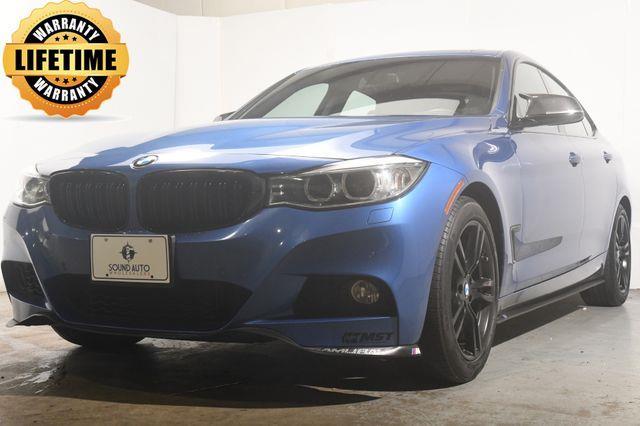 2016 BMW 3-Series 328i Xdrive Gran Turismo M-Spo photo