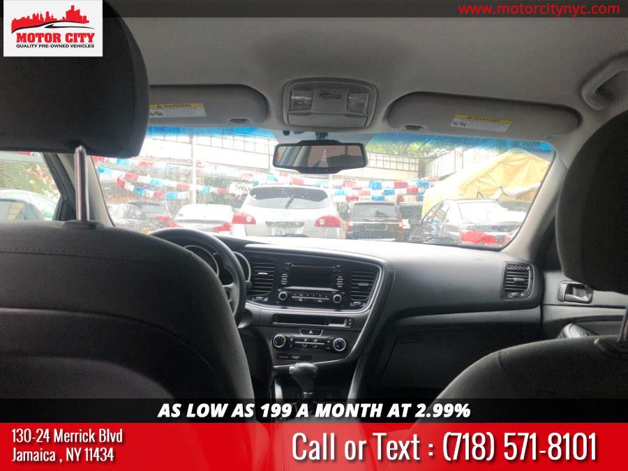 Used Kia Optima 4dr Sdn LX 2015 | Motor City. Jamaica, New York
