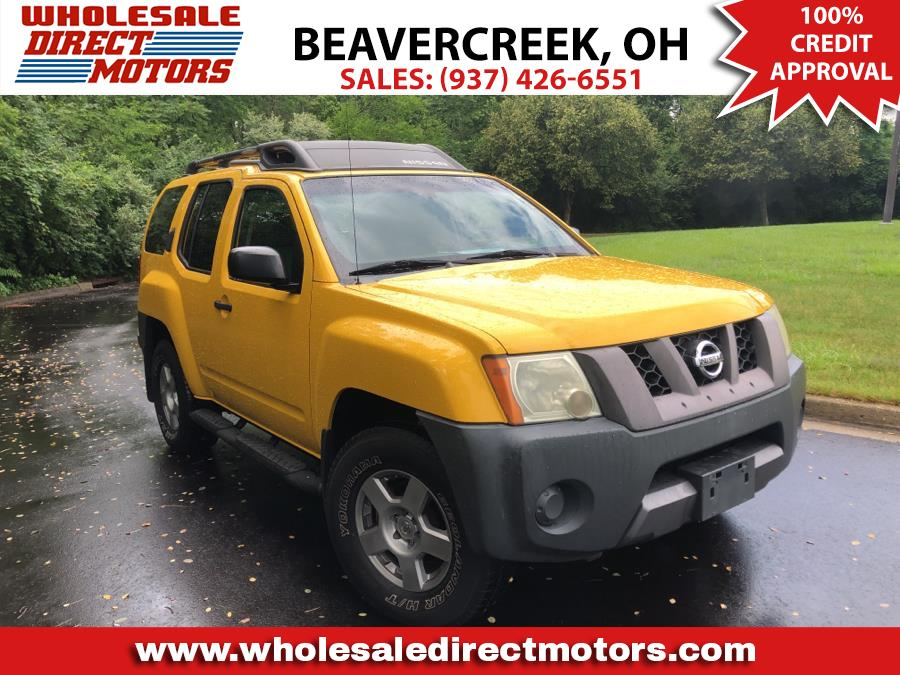 Used Nissan Xterra 4dr S 4WD V6 Auto 2005 | Wholesale Direct Motors. Beavercreek, Ohio