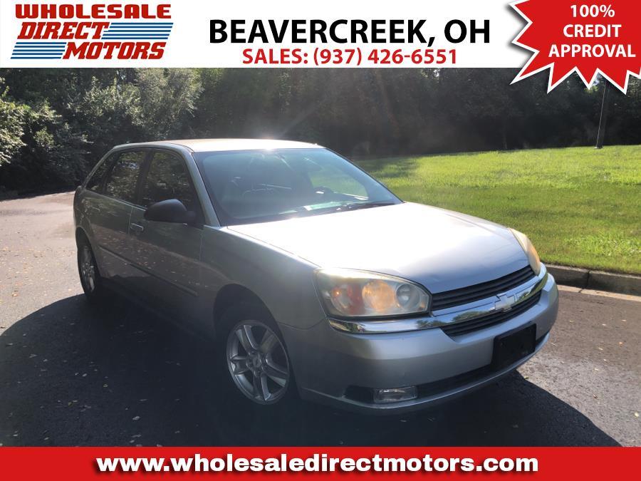 Used Chevrolet Malibu Maxx 4dr Sdn LS 2005 | Wholesale Direct Motors. Beavercreek, Ohio