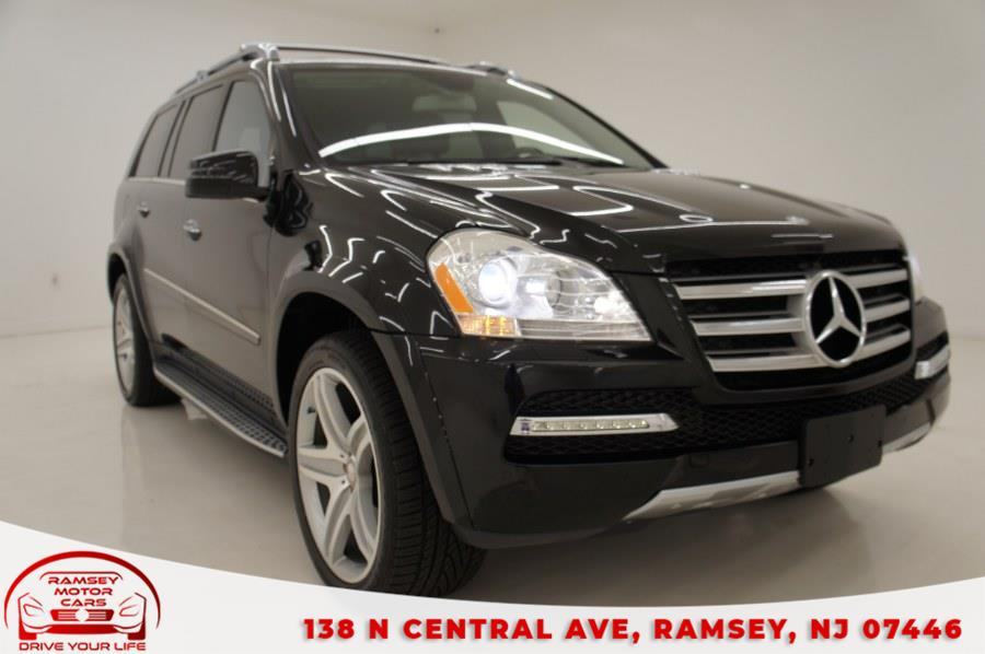 Used Mercedes-Benz GL-Class 4MATIC 4dr GL550 2012 | Ramsey Motor Cars Inc. Ramsey, New Jersey