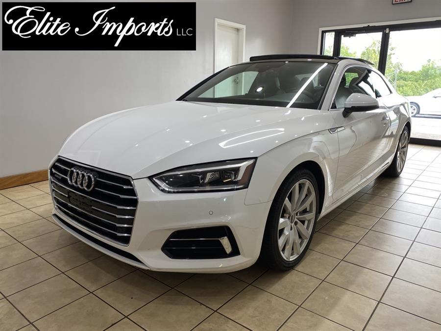 Used Audi A5 2.0T Premium Plus 2018 | Elite Imports LLC. West Chester, Ohio