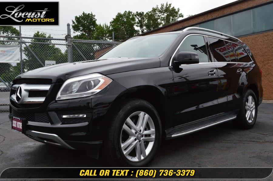 Used 2014 Mercedes-Benz GL-Class in Hartford, Connecticut   Locust Motors LLC. Hartford, Connecticut