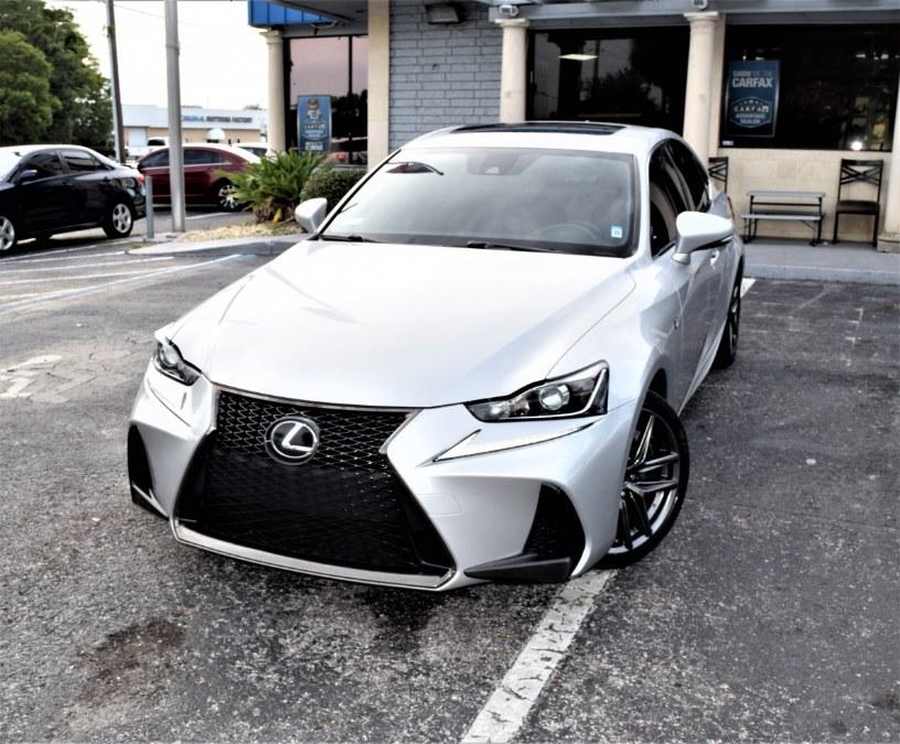 Used 2017 Lexus IS in Winter Park, Florida | Rahib Motors. Winter Park, Florida