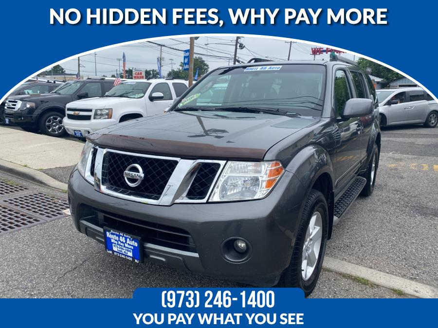 Used 2009 Nissan Pathfinder in Lodi, New Jersey | Route 46 Auto Sales Inc. Lodi, New Jersey