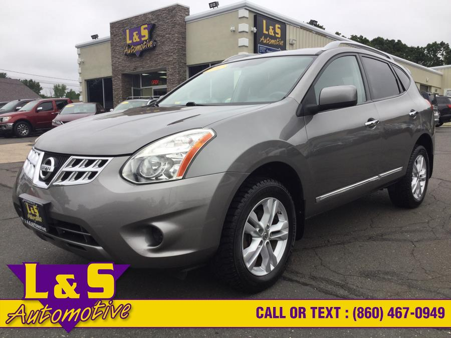 Used 2012 Nissan Rogue in Plantsville, Connecticut | L&S Automotive LLC. Plantsville, Connecticut