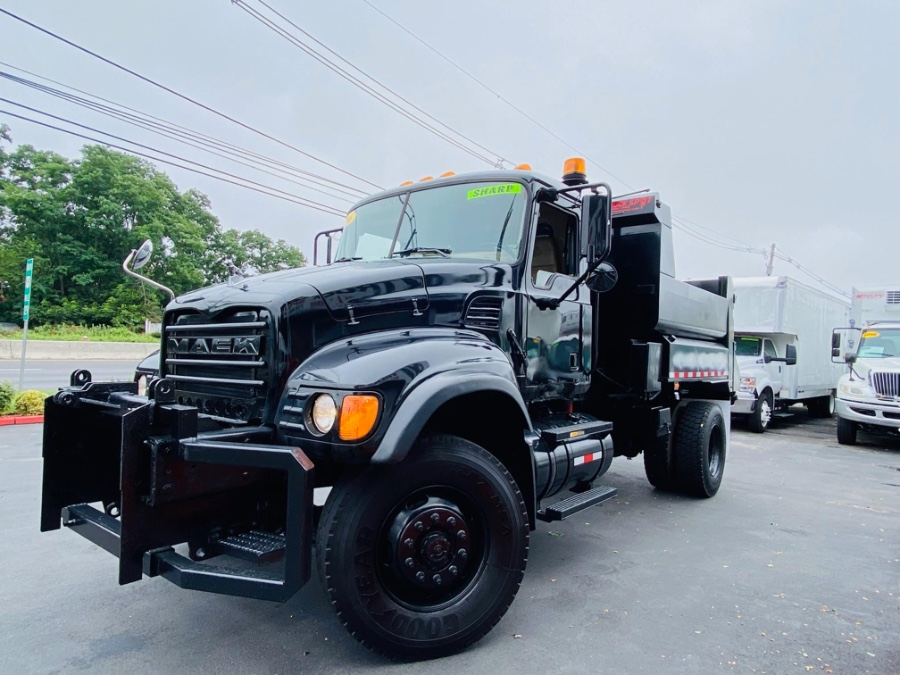 Used MACK CV712 GRANITE DUMP TRUCK 2006 | NJ Truck Spot. South Amboy, New Jersey
