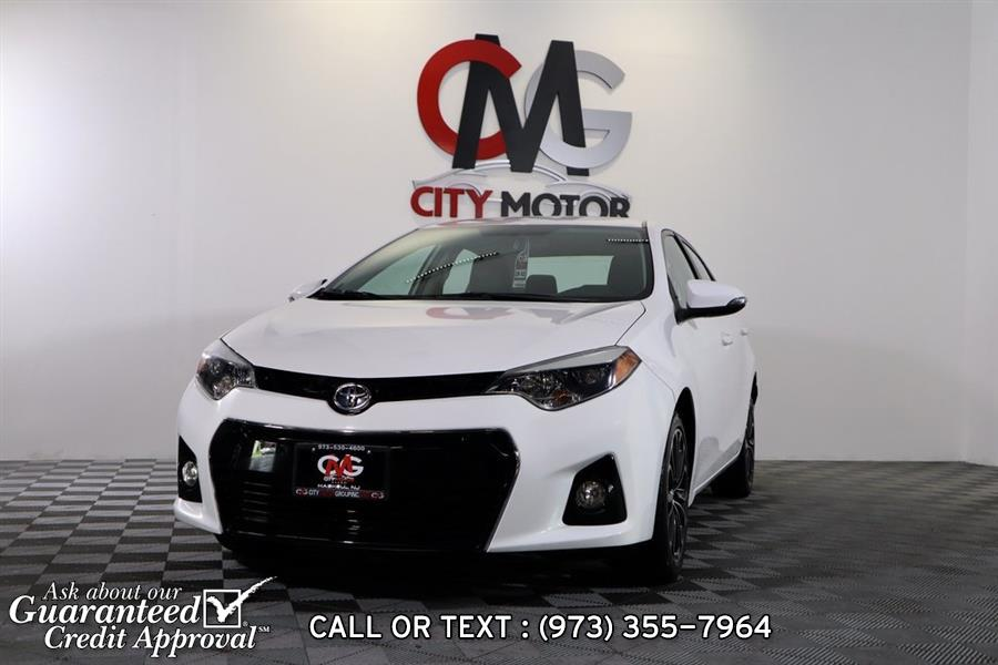Used 2014 Toyota Corolla in Haskell, New Jersey | City Motor Group Inc.. Haskell, New Jersey