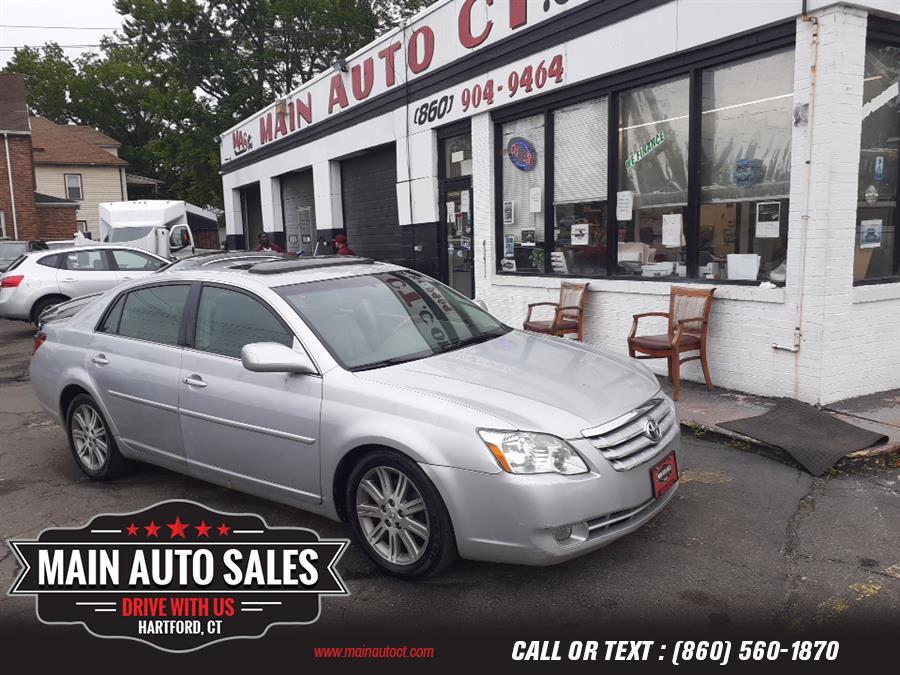 Used Toyota Avalon 4dr Sdn Limited (Natl) 2007 | Main Auto Sales LLC. Hartford, Connecticut