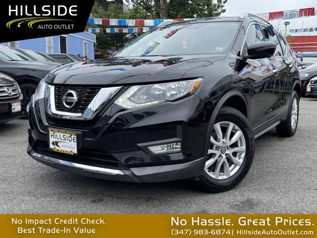 Used Nissan Rogue SV 2017 | Hillside Auto Outlet. Jamaica, New York