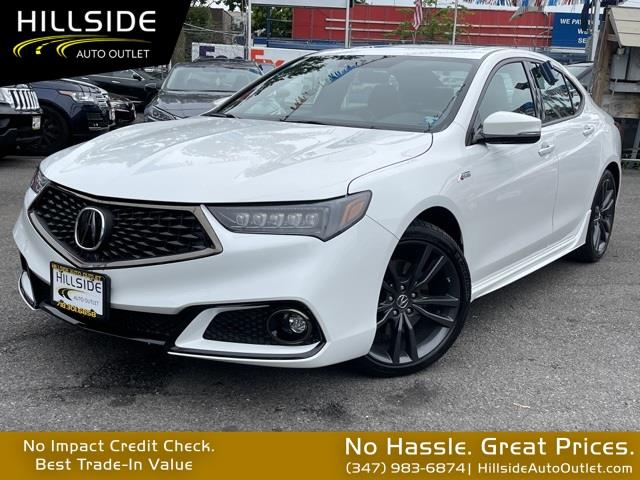 Used Acura Tlx 3.5L A-Spec Pkg 2020   Hillside Auto Outlet. Jamaica, New York
