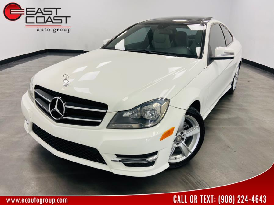 Used Mercedes-Benz C-Class 2dr Cpe C 250 RWD 2015 | East Coast Auto Group. Linden, New Jersey
