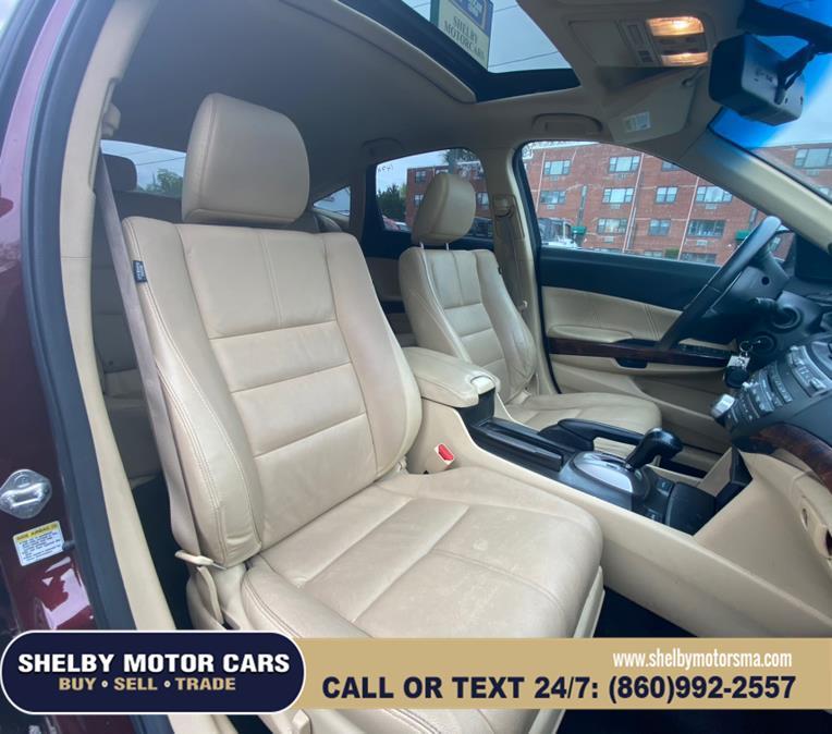 Used Honda Crosstour 4WD V6 5dr EX-L 2012 | Shelby Motor Cars. Springfield, Massachusetts