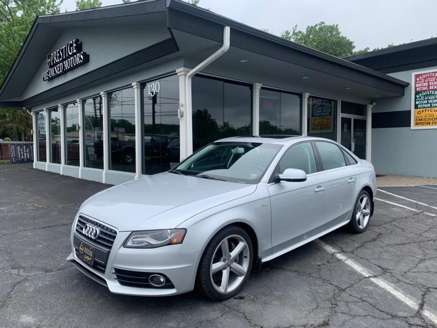 Used 2012 Audi A4 in New Windsor, New York | Prestige Pre-Owned Motors Inc. New Windsor, New York