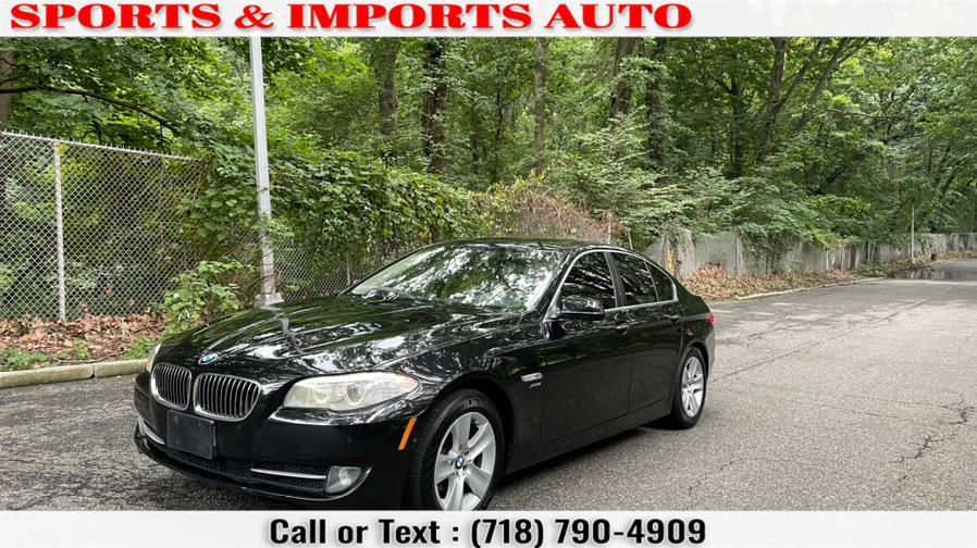 Used 2012 BMW 5 Series in Brooklyn, New York | Sports & Imports Auto Inc. Brooklyn, New York