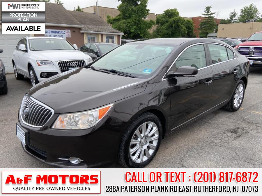 Used 2013 Buick LaCrosse in East Rutherford, New Jersey | A&F Motors LLC. East Rutherford, New Jersey