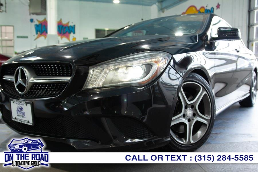 Used Mercedes-Benz CLA-Class 4dr Sdn CLA250 4MATIC 2014   On The Road Automotive Group Inc. Bronx, New York