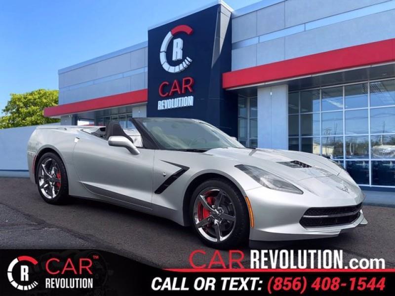 Used Chevrolet Corvette Stingray 2LT 2014   Car Revolution. Maple Shade, New Jersey