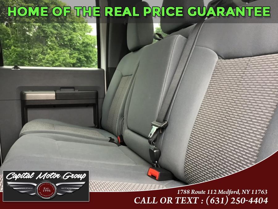 "Used Ford Super Duty F-250 SRW 4WD Crew Cab 156"" XLT 2011 | Capital Motor Group Inc. Medford, New York"