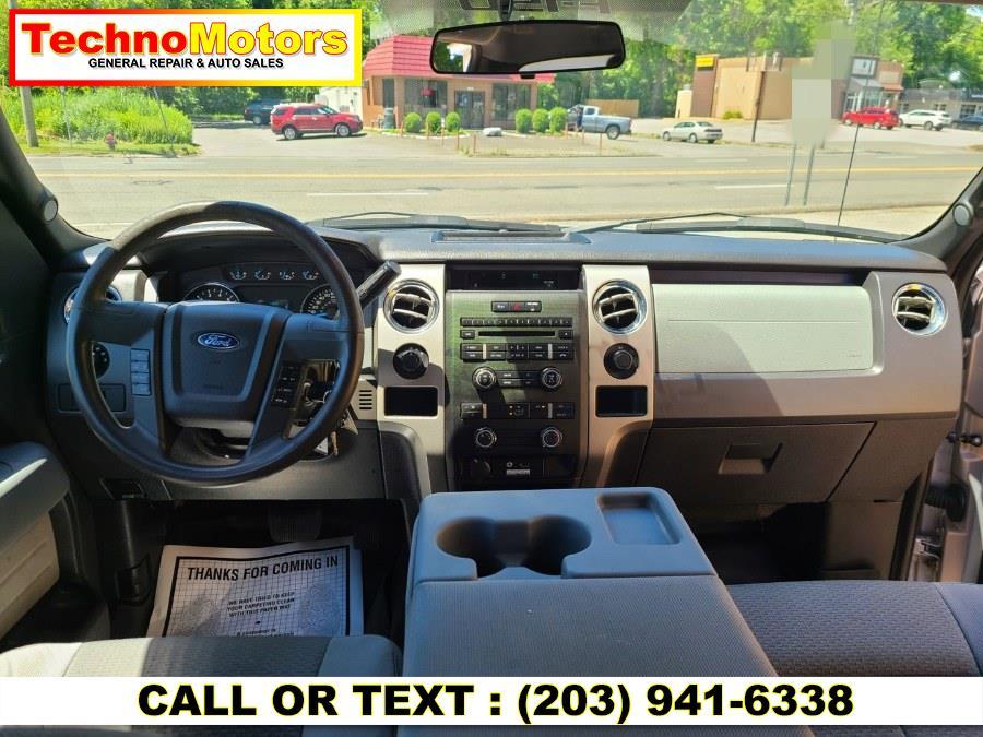 "Used Ford F-150 4WD SuperCrew 145"" XLT 2013   Techno Motors . Danbury , Connecticut"