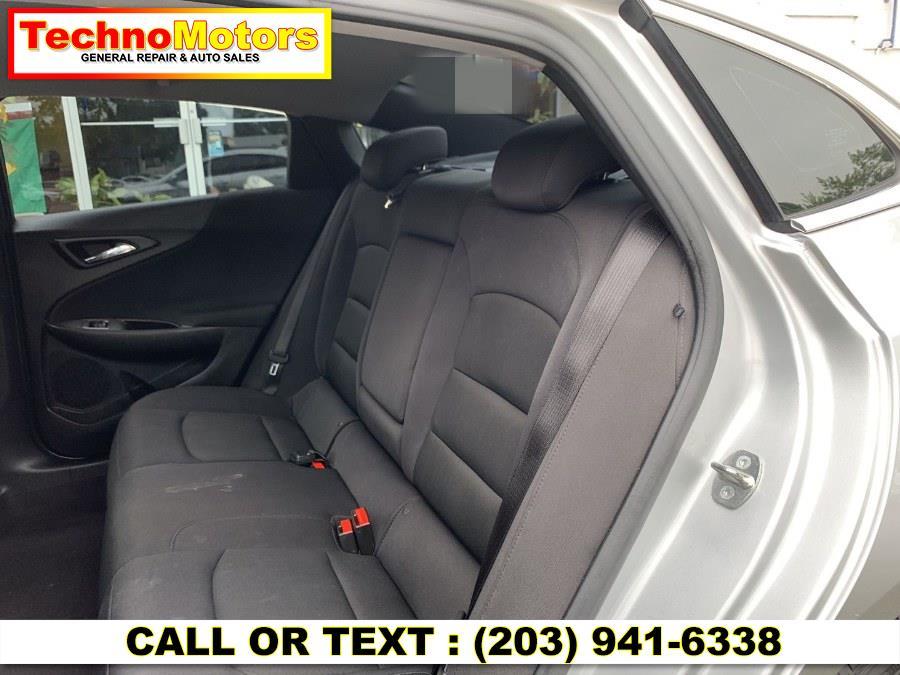 Used Chevrolet Malibu 4dr Sdn LT w/1LT 2017 | Techno Motors . Danbury , Connecticut