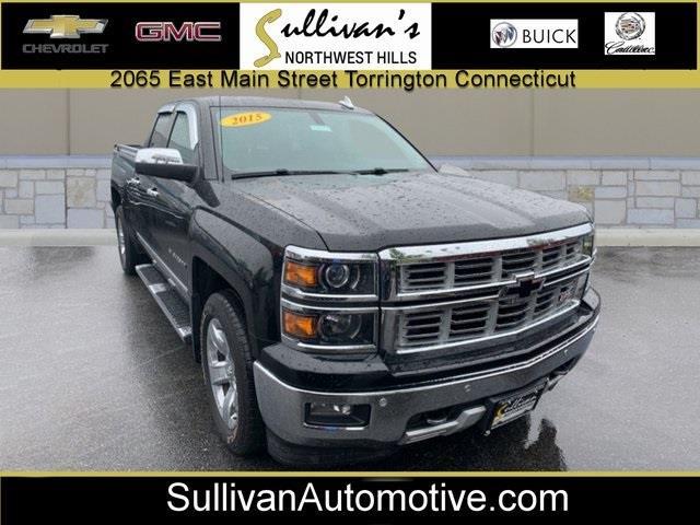 Used Chevrolet Silverado 1500 LTZ 2015   Sullivan Automotive Group. Avon, Connecticut