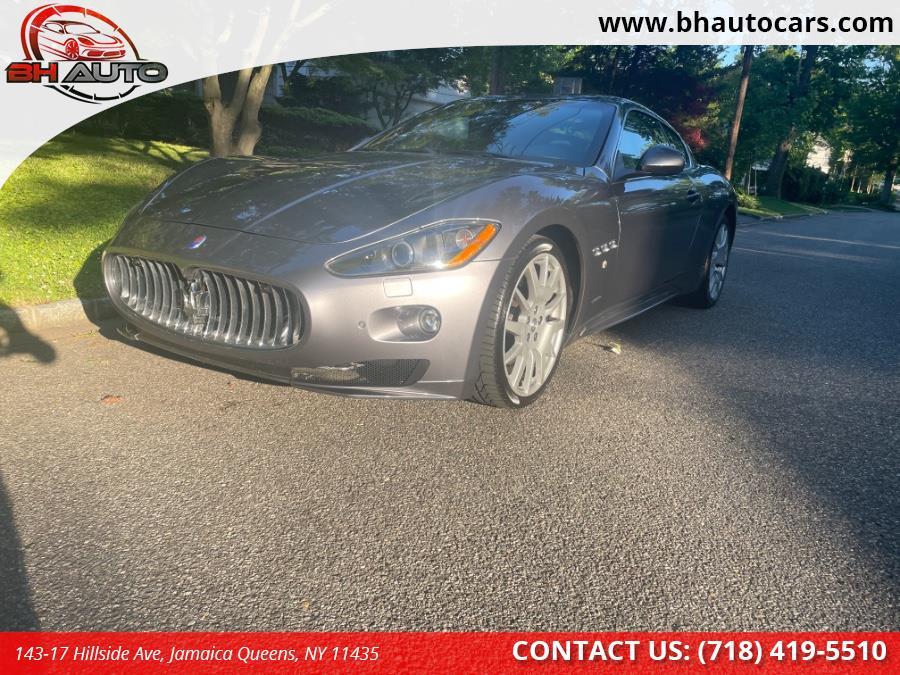 Used Maserati GranTurismo 2dr Cpe GranTurismo S 2012 | BH Auto. Jamaica Queens, New York