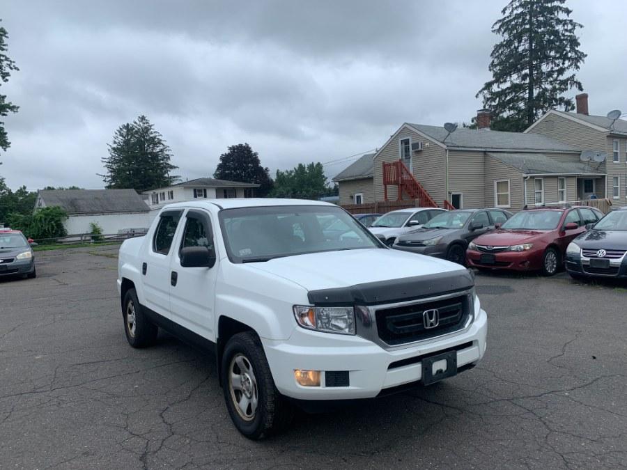 Used Honda Ridgeline 4WD Crew Cab RT 2011 | CT Car Co LLC. East Windsor, Connecticut