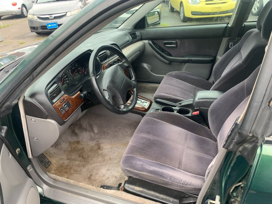Used Subaru Legacy Wagon 5dr L Auto 2003 | CT Car Co LLC. East Windsor, Connecticut