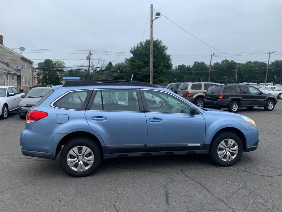 Used Subaru Outback 4dr Wgn H4 Man 2.5i 2010 | CT Car Co LLC. East Windsor, Connecticut