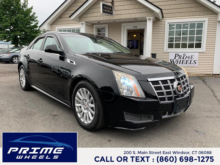 Used 2012 Cadillac CTS Sedan in East Windsor, Connecticut | Prime Wheels. East Windsor, Connecticut