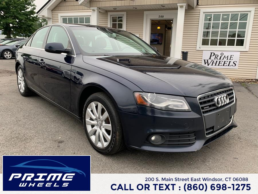 Used 2011 Audi A4 in East Windsor, Connecticut | Prime Wheels. East Windsor, Connecticut