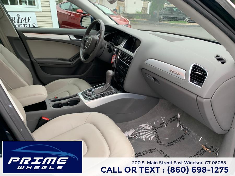 Used Audi A4 4dr Sdn Auto quattro 2.0T Premium  Plus 2011 | Prime Wheels. East Windsor, Connecticut