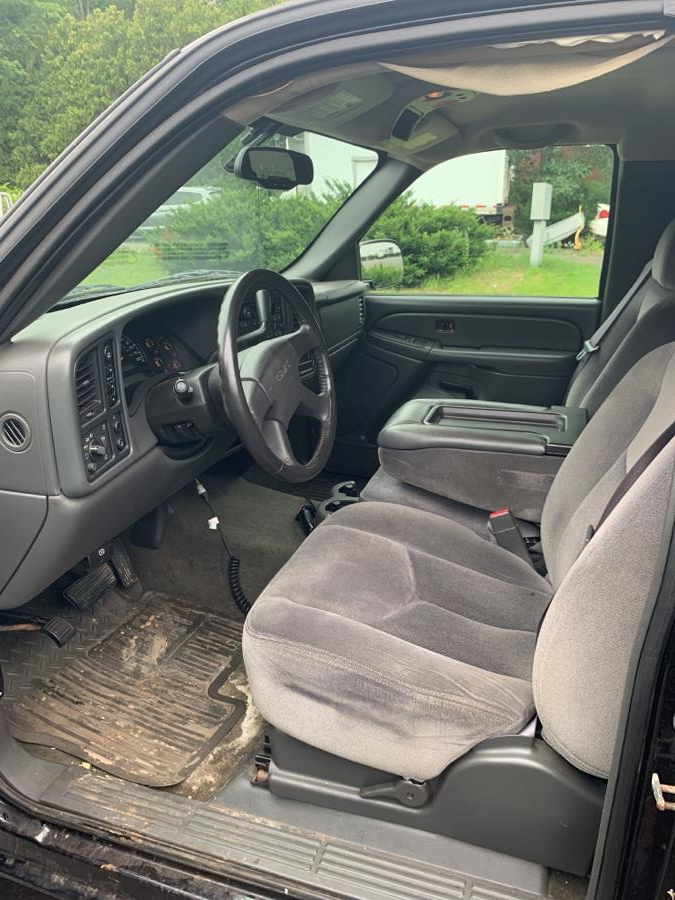 "Used GMC Sierra 1500 Ext Cab 143.5"" WB 4WD SLE 2005 | Diamond Auto Cars LLC. Vernon, Connecticut"