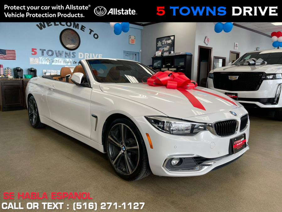 Used BMW 4 Series 430i Convertible 2018 | 5 Towns Drive. Inwood, New York