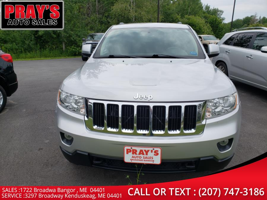 Used Jeep Grand Cherokee 4WD 4dr Laredo 2011   Pray's Auto Sales . Bangor , Maine