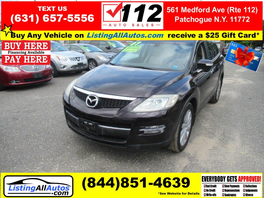 Used 2007 Mazda CX-9 in Patchogue, New York   www.ListingAllAutos.com. Patchogue, New York
