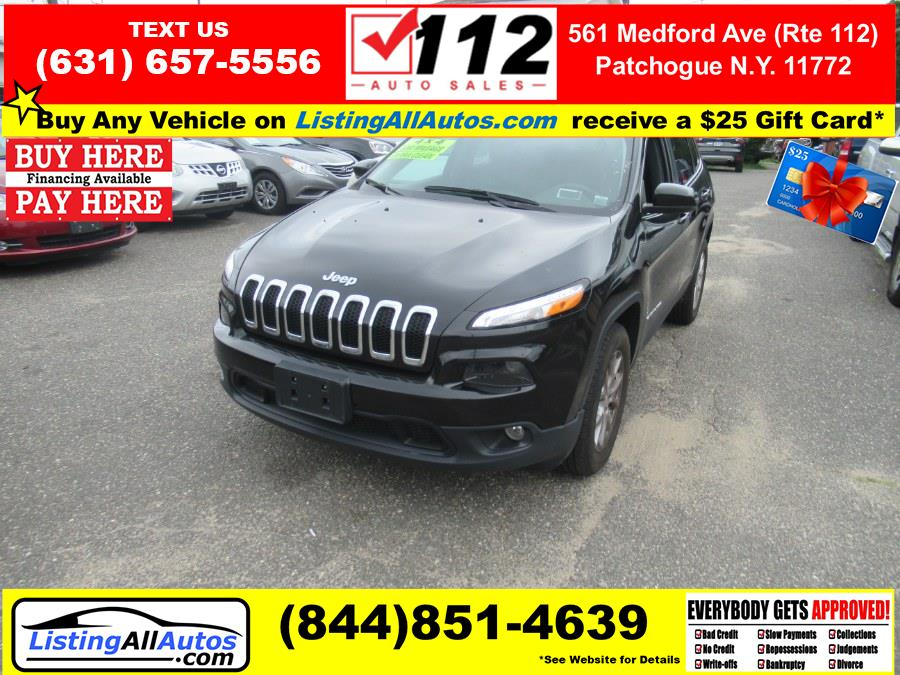 Used 2016 Jeep Cherokee in Patchogue, New York | www.ListingAllAutos.com. Patchogue, New York